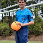 Harrison Booth - Westside Christian College, set to make his debut in the FFA Cup.